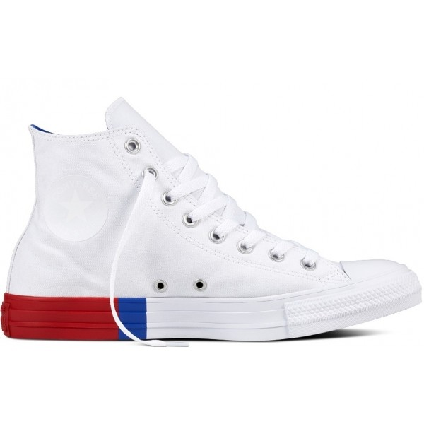 Converse CHUCK TAYLOR ALL STAR fehér 44 - Férfi magasszárú szabadidőcipő