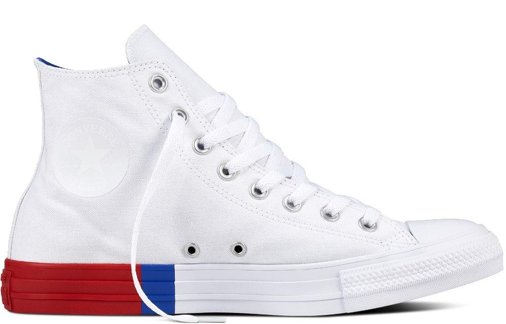 Converse CHUCK TAYLOR ALL STAR Hi Colorblock  8a056c0bbf5