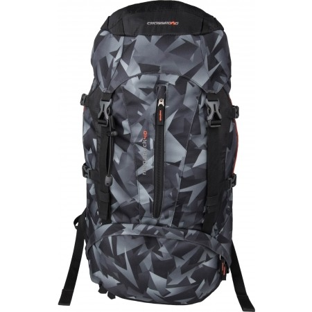 Crossroad MEGAPACK 40 - Ventilated hiking backpack