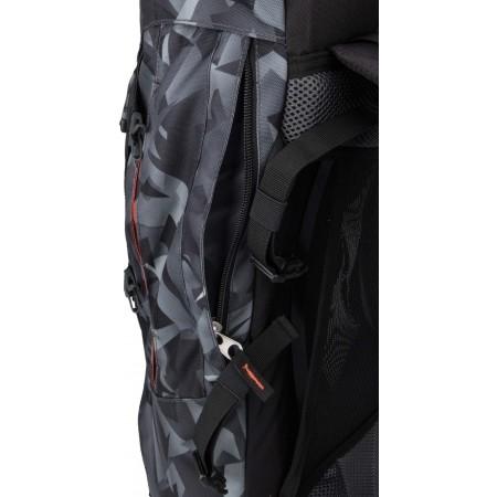 Turistický odvetraný batoh - Crossroad MEGAPACK 40 - 4
