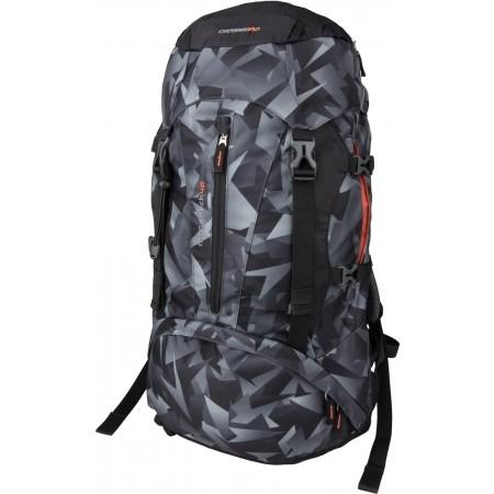 Turistický odvetraný batoh - Crossroad MEGAPACK 40 - 2