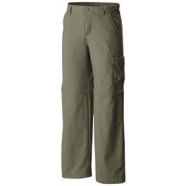 Columbia SILVER RIDGE III CONVERTIBLE PANT - Chlapecké odepínatelné kalhoty