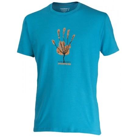 Pánske tričko - Progress OS BARBAR STROM