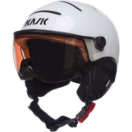 Kask ESSENTIAL PHOTOCHROMIC - Sísisak