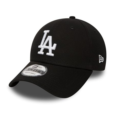 Şapcă de club bărbați - New Era 9FORTY LEAGUE ESSENTIAL LOS ANGELES DODGERS