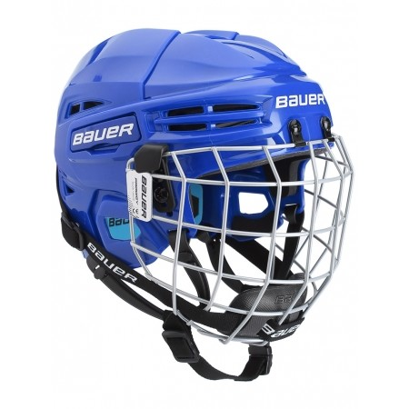 Dětská helma s mřížkou - Bauer PRODIGY COMBO YTH