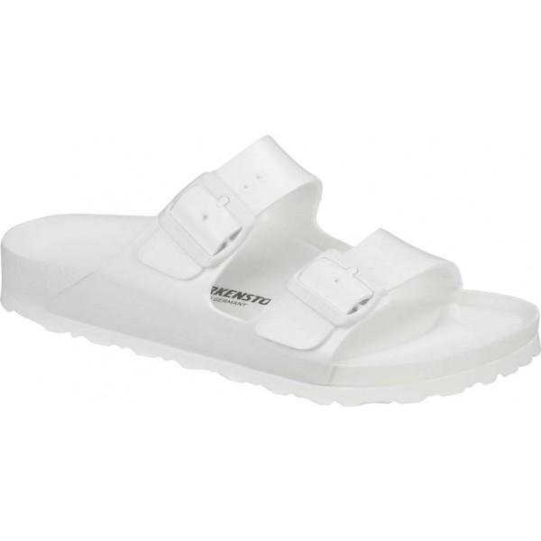 Birkenstock ARIZONA bílá 45 - Pánské pantofle