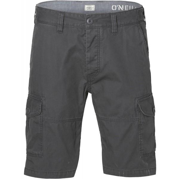 O'Neill LM COMPLEX II CARGO SHORTS tmavě šedá 30 - Pánské šortky