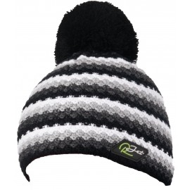R-JET THICK KNITTED STRIPES - Men's knitted hat