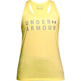 Under Armour TBORNE TRAIN GRPH TWIST TANK - Maieu de damă