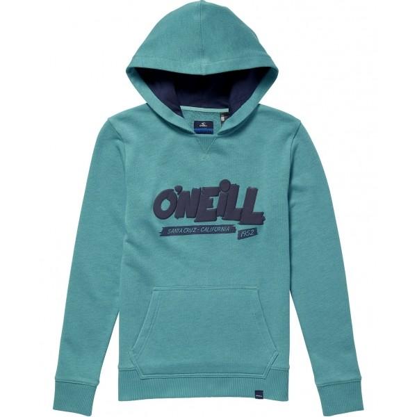 O'Neill LB PACIFIC COAST HOODIE modrá 128 - Chlapecká mikina