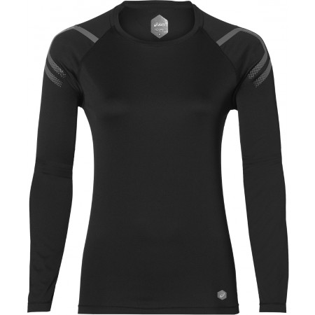 Tricou sport damă - Asics ICON LS TOP W - 1