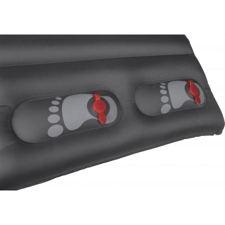 Luftmatratze für 2 Personen mit integrierter Luftpumpe - Crossroad TUBE PUMP DUO - 4