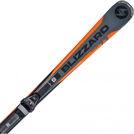 Sjezdové lyže - Blizzard POWER 7.3 IQ + IQ TP 10 - 1