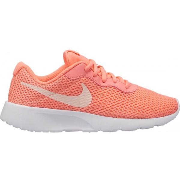 Nike TANJUN GS oranžová 6Y - Dětské boty