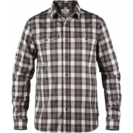 Fjällräven SINGI FLANNEL SHIRT - Мъжка риза