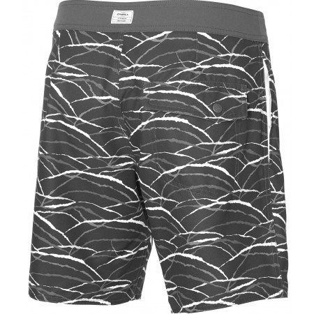 Men's boardshorts - O'Neill PM MID FREAK ART BOARSHORTS - 2