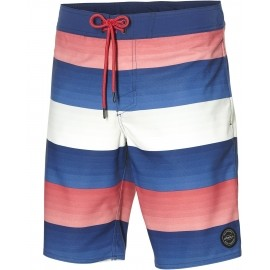 O'Neill PM LONG FREAK ART BOARDSHORTS - Pánske šortky