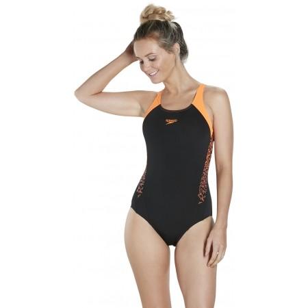 Costum de baie damă - Speedo BOOM SPLICE MUSCLEBACK - 2