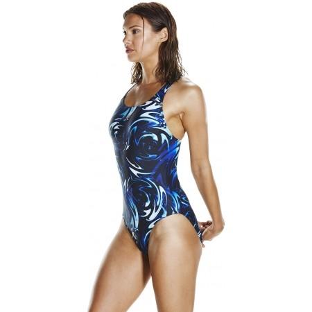Strój kąpielowy damski - Speedo FLIPREVERSE POWERBACK - 3