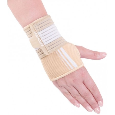 SEGRO WRIST BANDAGE - Wrist bandage - Spokey SEGRO WRIST BANDAGE - 2