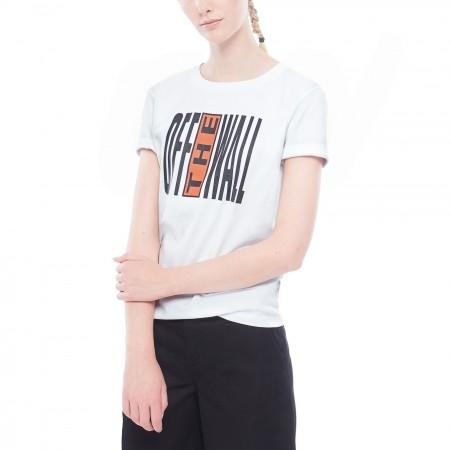 Koszulka damska - Vans LEGEND STAMP - 1