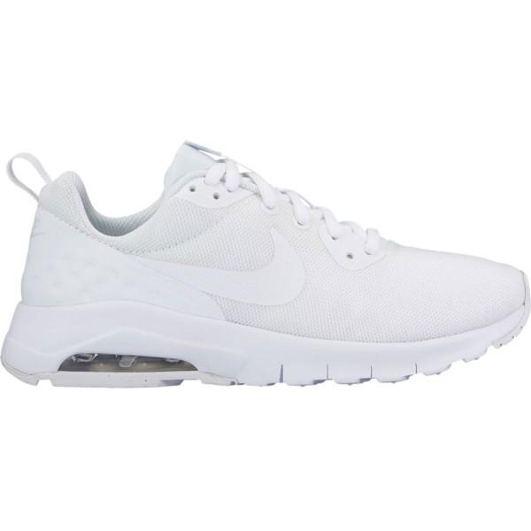 Nike AIR MAX MOTION LW GS bílá 7Y - Chlapecká obuv