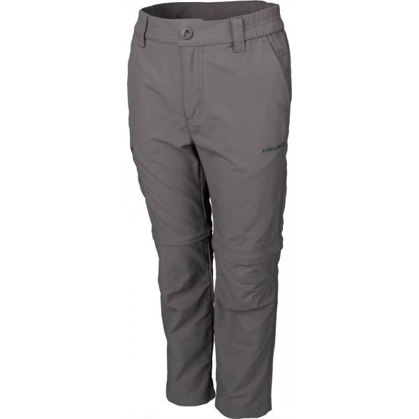 Head FIDEL šedá 140-146 - Dětské kalhoty