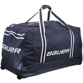 Bauer 13564-RED 650 WHEEL BAG M RED - Torba hokejowa