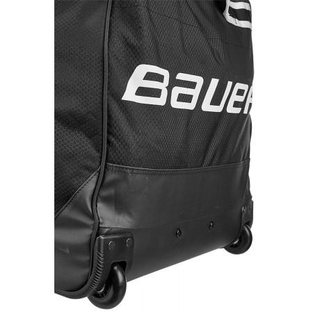 Hokejové tašky - Bauer 13564-RED 650 WHEEL BAG M RED - 4