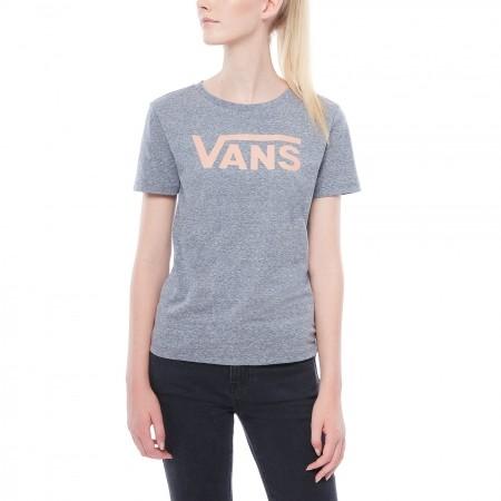 c45781629578b Dámské tričko - Vans FLYING V CREW - 1
