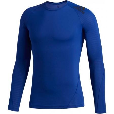 Koszulka funkcjonalna męska - adidas ASK TEC TEE LS - 1