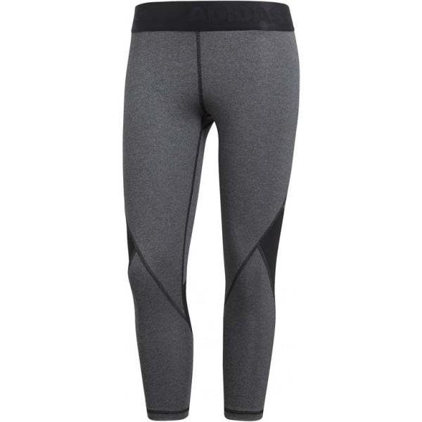 adidas ASK SPR TIG 34H fekete M - Női háromnegyedes legging