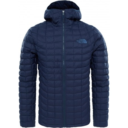 Men's insulated jacket - The North Face THRMBLL HD JACKET M - 3