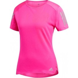 adidas RS SS TEE W - Women's running T-shirt