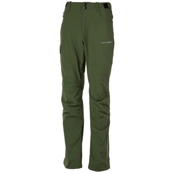 Northfinder DESMOND zelená M - Pánske nohavice
