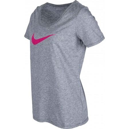 Tricou de damă - Nike DRY TEE DF SS SCOOP 2 W - 2