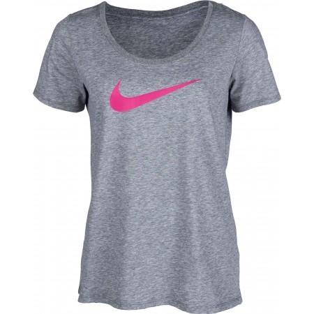 Tricou de damă - Nike DRY TEE DF SS SCOOP 2 W - 1