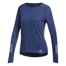 adidas RS LS TEE W - Damen Laufshirt