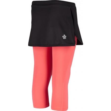 Dívčí 3/4 legíny se sukní - Aress ORA - 3