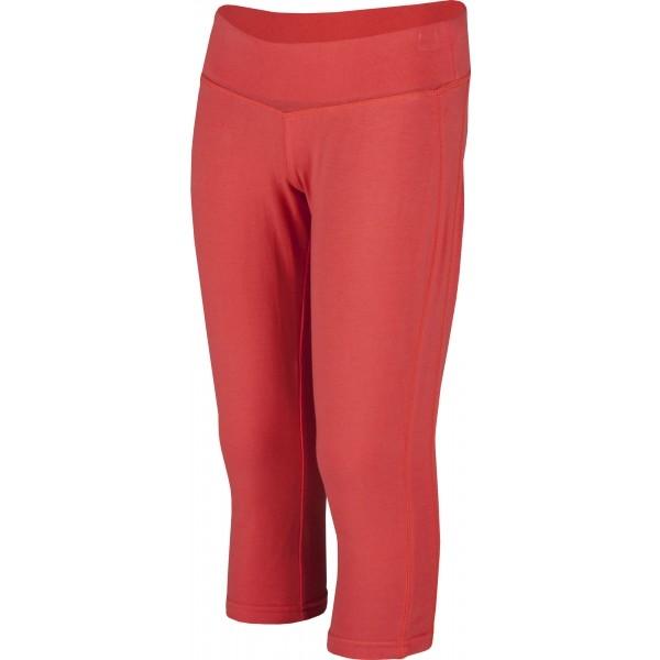 Aress LUNA narancssárga 140-146 - Lányos háromnegyedes legging