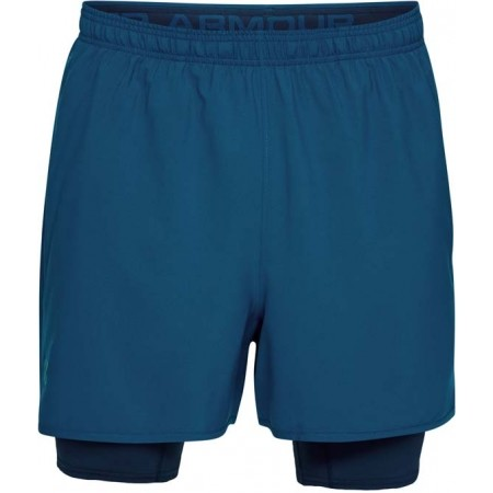 Trainingsshorts für Herren - Under Armour QUALIFIER 2-IN-1 SHORT - 7