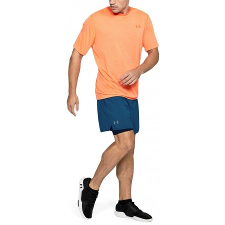 Trainingsshorts für Herren - Under Armour QUALIFIER 2-IN-1 SHORT - 8