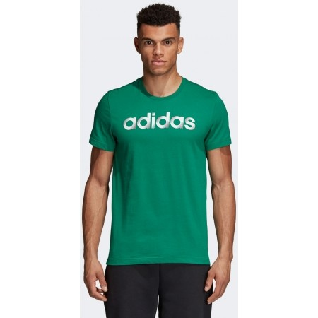Men's T-shirt - adidas SLICED LINEAR - 4