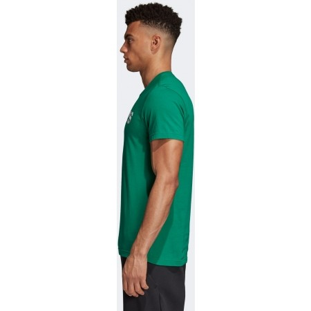Men's T-shirt - adidas SLICED LINEAR - 3