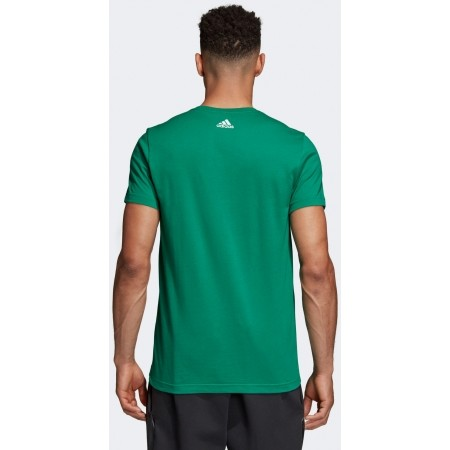 Men's T-shirt - adidas SLICED LINEAR - 2
