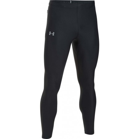 Pánske kompresné legíny - Under Armour RUN TRUE HEATGEAR TIGHT - 1