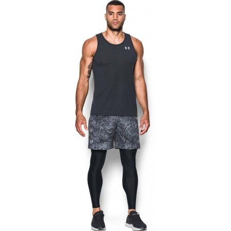 Pánske kompresné legíny - Under Armour RUN TRUE HEATGEAR TIGHT - 3