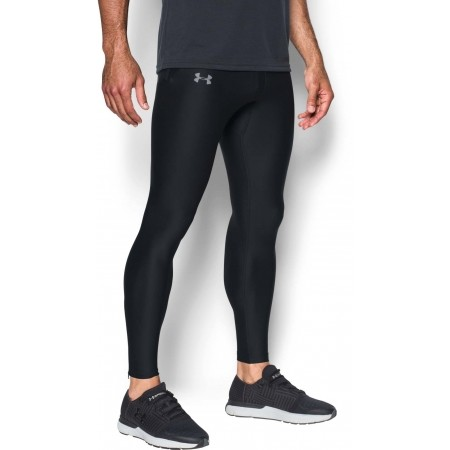 Pánske kompresné legíny - Under Armour RUN TRUE HEATGEAR TIGHT - 5