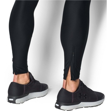 Pánske kompresné legíny - Under Armour RUN TRUE HEATGEAR TIGHT - 6